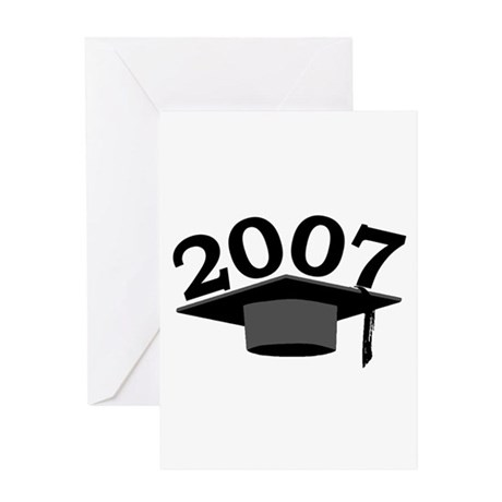 Graduation 2007 Greeting Card