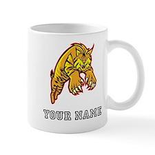 Bobcat Mascot (Custom) Mugs