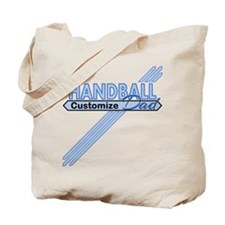 Handball Dad Tote Bag