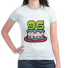 96 Year Old Birthday Cake T