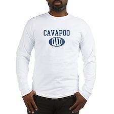 Cavapoo dad Long Sleeve T-Shirt