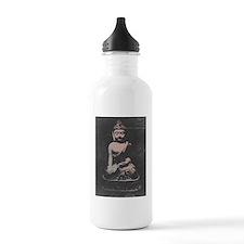 buddha Water Bottle