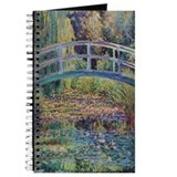Water Lily Pond by Monet Journal