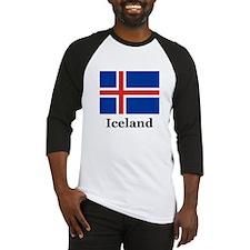 Iceland Baseball Jersey