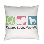 peacedogs.png Everyday Pillow