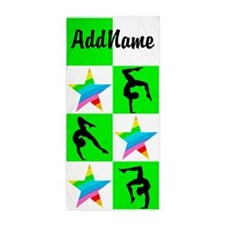 GYMNAST WINNER Beach Towel