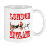 London, England Small Mug