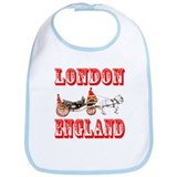 London, England Bib