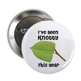 Knotweed Button, 2.25""