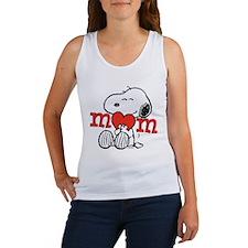 Snoopy Mom Hug Tank Top