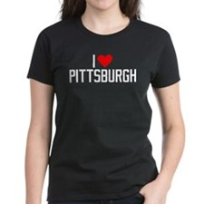 I Love Pittsburgh Tee