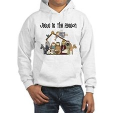 Jesus is the Reason Hoodie