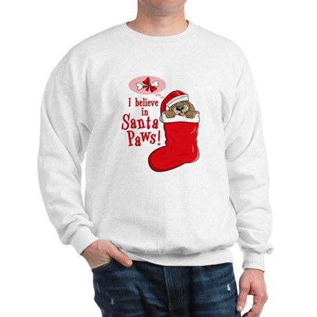 Santa Paws Puppy Sweatshirt
