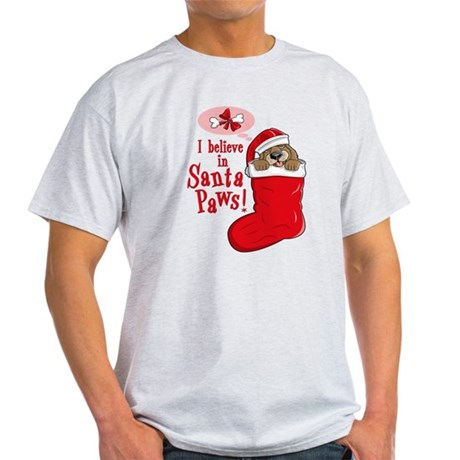 Santa Paws Puppy Light T-Shirt