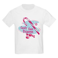 Candy Cane Princess T-Shirt