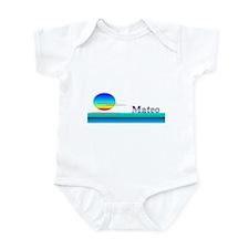 Mateo Infant Bodysuit