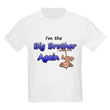Hanging monkey Big Brother ag T-Shirt