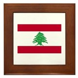 Flag Framed Tile