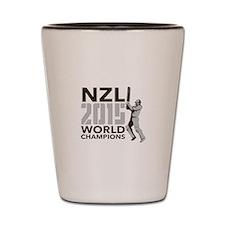 New Zealand NZ Cricket 2015 World Champions Shot G
