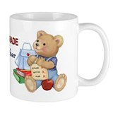 School Days Teddy - 4th Grade Mug