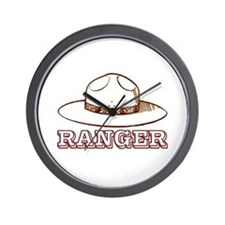 Ranger Wall Clock
