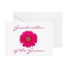 Groom's Grandmother Greeting Cards (Pk of 10)