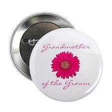 Groom's Grandmother Button