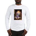 The Queen & Sir Pug Long Sleeve T-Shirt