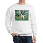 Bridge / Pug Sweatshirt