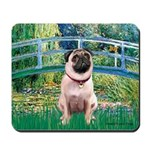 Bridge / Pug Mousepad