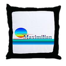 Maximilian Throw Pillow