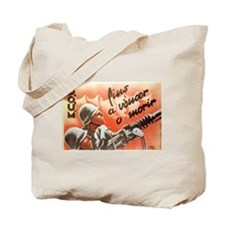 Spanish Civil War Tote Bag