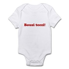 Bousi Teezi Infant Bodysuit