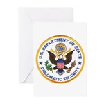 Diplomatic Security Greeting Cards (Pk of 10)