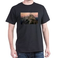 Half Dome at Twilight 1 T-Shirt