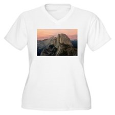 Half Dome at Twilight 1 T-Shirt