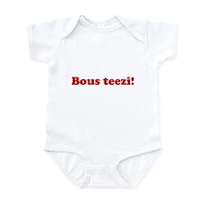 Bous Teezi Infant Bodysuit