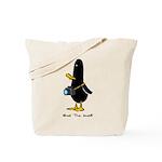 WTD: 2 of 4 Character Series Tote Bag
