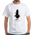 WTD: 2 of 4 Character Series White T-Shirt