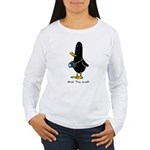 WTD: 2 of 4 Character Series Women's Long Sleeve T