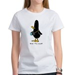 WTD: 2 of 4 Character Series Women's T-Shirt