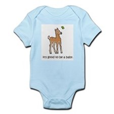 Cute Equine Infant Bodysuit