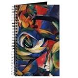 The Mandrill by Franz Marc Journal