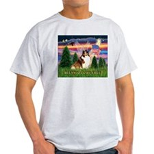 Blessed (#2) Sheltie T-Shirt