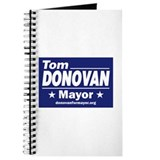 Tom Donovan for Mayor Journal