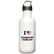 I love Hagerstown Mary Water Bottle