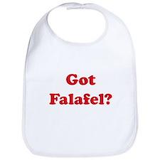 Got Falafel? Bib