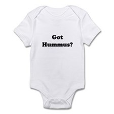 Got Hummus Infant Bodysuit
