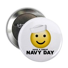 Have a Great Navy Day Button