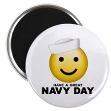 Have a Great Navy Day Magnet